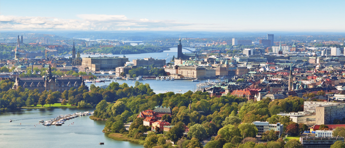 Bus To Sweden Eurolines Touring Europabus
