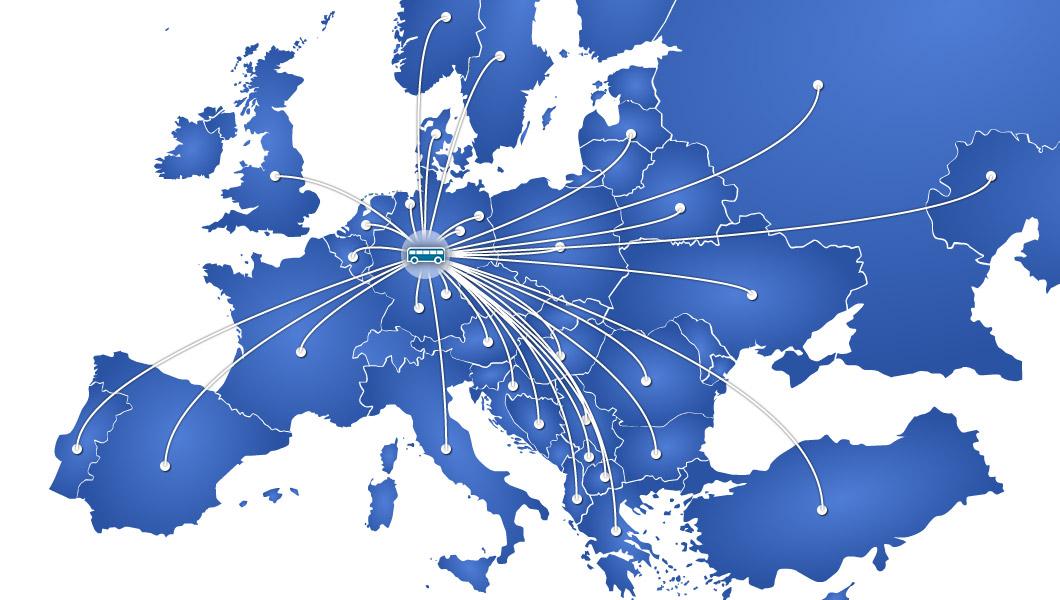 Frankfurt Karte Europa.Tabak Reisen Ihr Spezialist Für Flugreisen Weltweit Und Busreisen